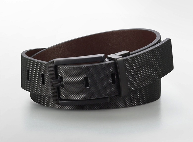 Textured Reversible Belt