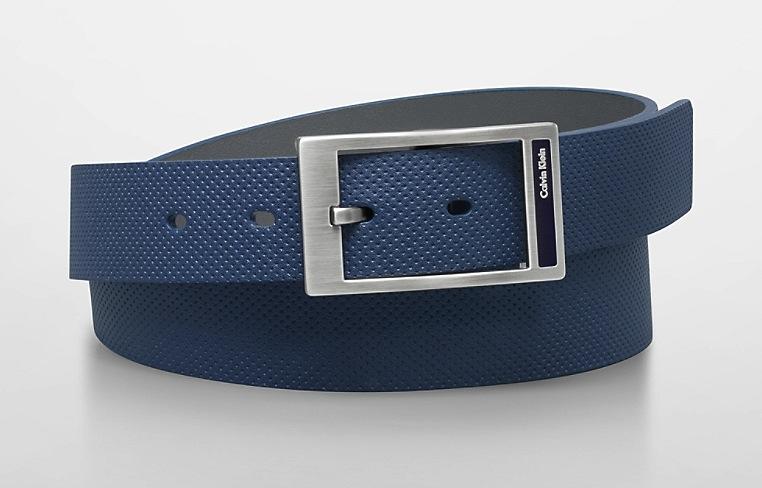 Reversible Centerbar Belt