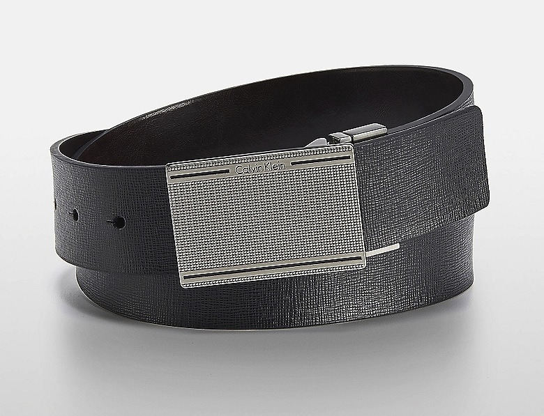 Textured Plaque Belt