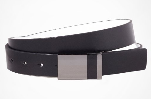 Angled Plaque Belt