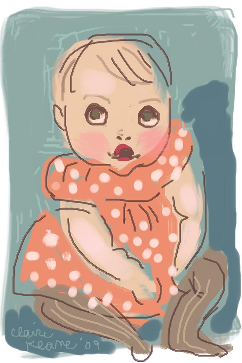BABY MATISSE