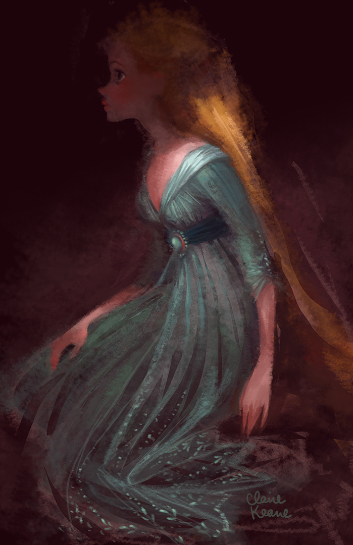 RAPUNZEL COSTUME / MOOD  DESIGN   VISUAL DEVELOPMENT FOR TANGLED