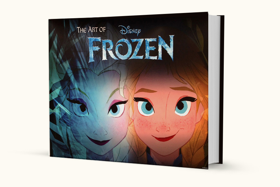 The Art of Frozen by Charles Solomon (Chronicle Books, 2013)