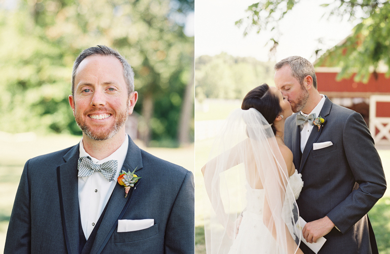 Vicki Grafton Photography Virginia Film Wedding Photographer | Westwood Inn