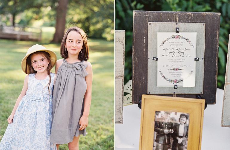 Vicki Grafton Photography | Charlottesville Virginia Fine Art Film Wedding Photographer | Westwood Inn Wedding