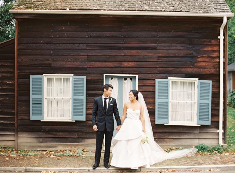 Vicki Grafton Photography | Leesburg Virginia Fine Art Film Wedding Photographer