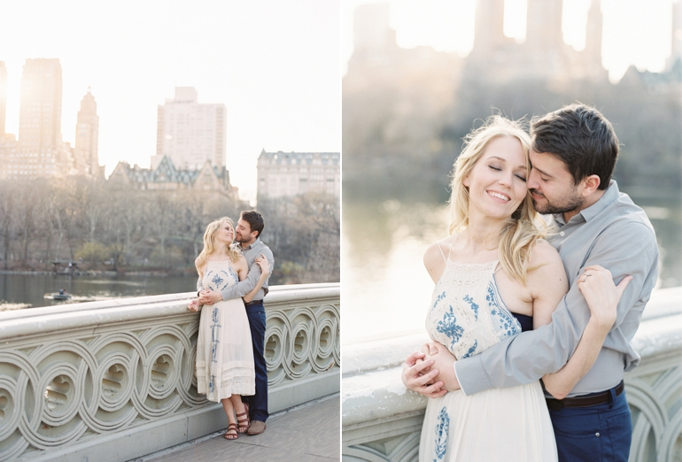 New York Central Park Engagement Photographer