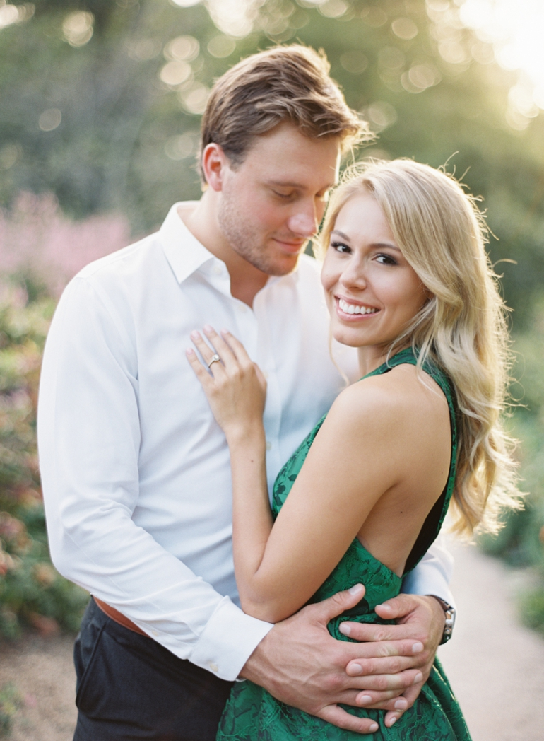 Oatlands Plantation Engagement Session | Leesburg Virginia Fine Art Film Wedding Photographer