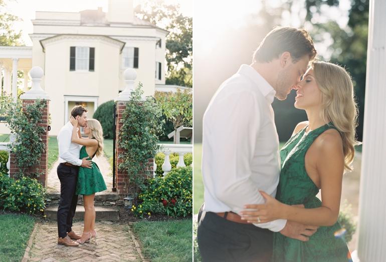 Vicki Grafton Photography Virginia Oatlands Film Wedding Photographer -22.jpg