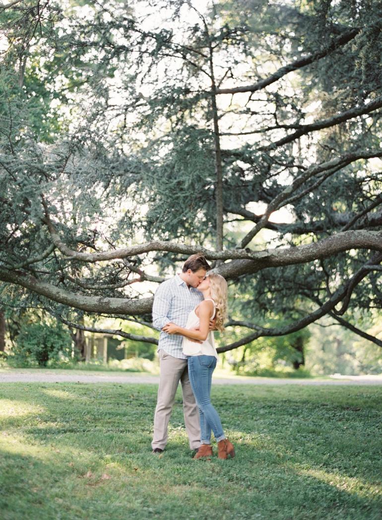 Vicki Grafton Photography Virginia Oatlands Film Wedding Photographer -64.jpg