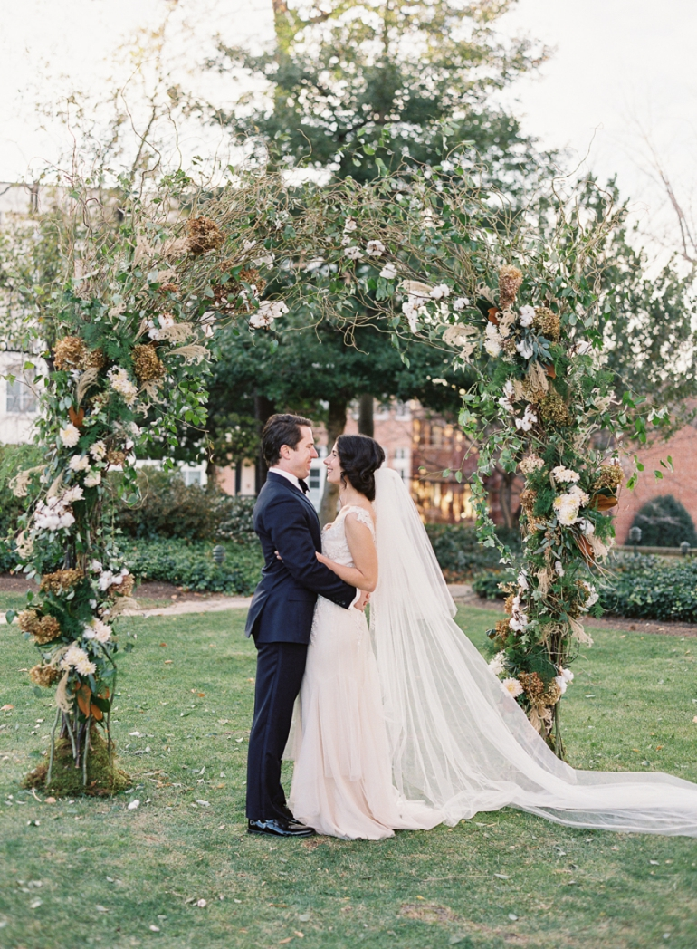 Vicki Grafton Photography | Fine Art Film DC Wedding Photographer | Meridian House