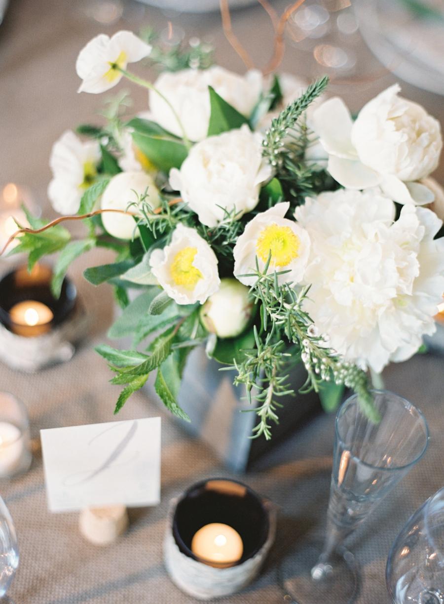 Virginia Fine Art Film Wedding Photographer  | Early Mountain Vineyard Wedding |  Early Mountain Reception Sweet Root Village Flowers