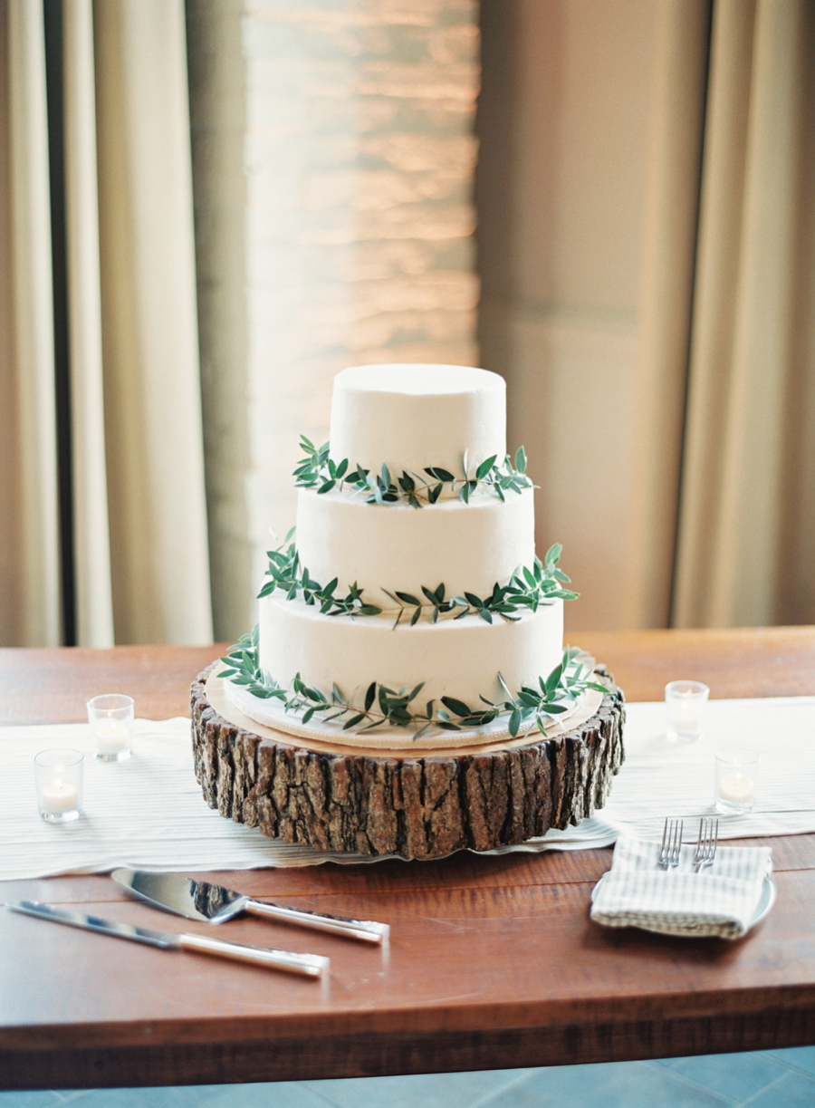 Virginia Fine Art Film Wedding Photographer  | Early Mountain Vineyard Wedding | Vineyard Wedding Cake