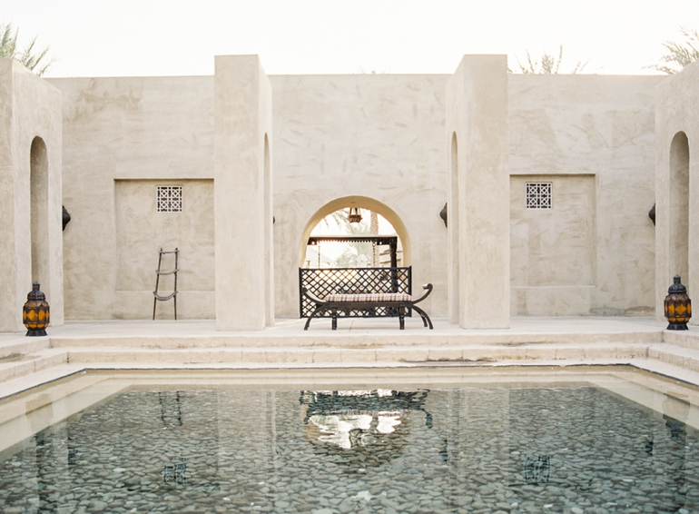 Vicki Grafton Photography | Fine Art Film Dubai Intimate Destination Wedding Photography | Bab Al Shams Wedding