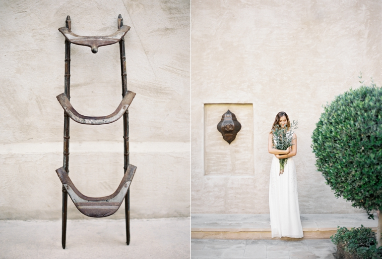 Vicki Grafton Photography | Fine Art Film Dubai Intimate Destination Wedding Photography | Bab Al Shams Wedding  | Makeup and Hair  Katharina Sherman  | Vintage Dress  Shot Gossamer   | Location  Bab Al Shams