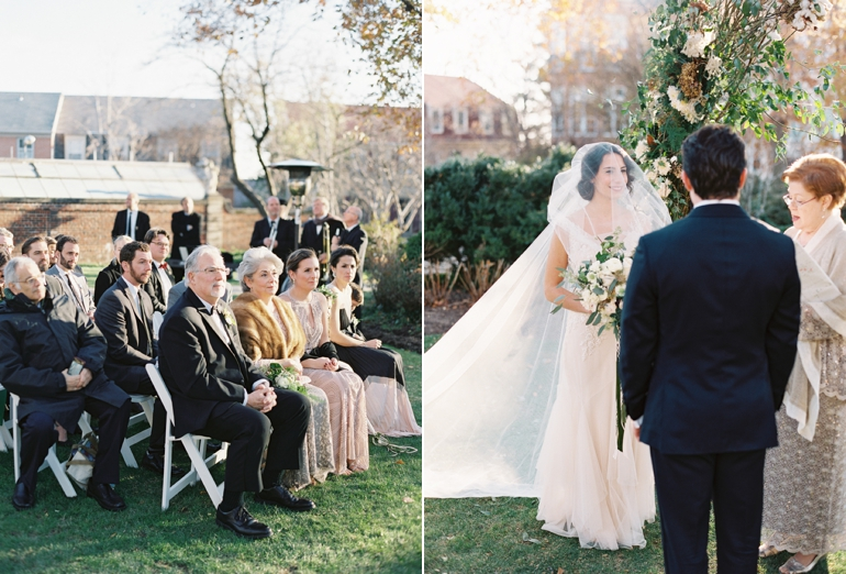 DC Film Wedding Photographer | Meridian House Wedding  | Fine Art Film Charlottesville Virginia Wedding Photographer