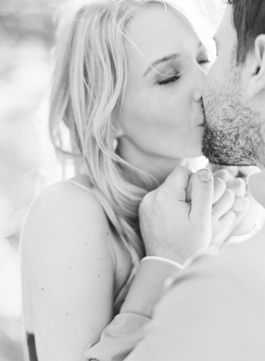 NYC Fine Art Film Wedding Photographer | New York Wedding Photographer | Central Park Engagement Session | Published on Style Me Pretty