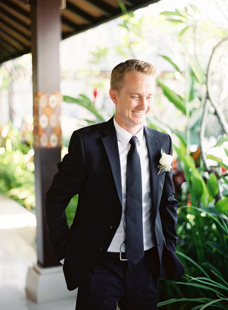 Bali Destination Fine Art Film Wedding Photographer  | Semara Cliff Edge Villa Uluwatu Bali