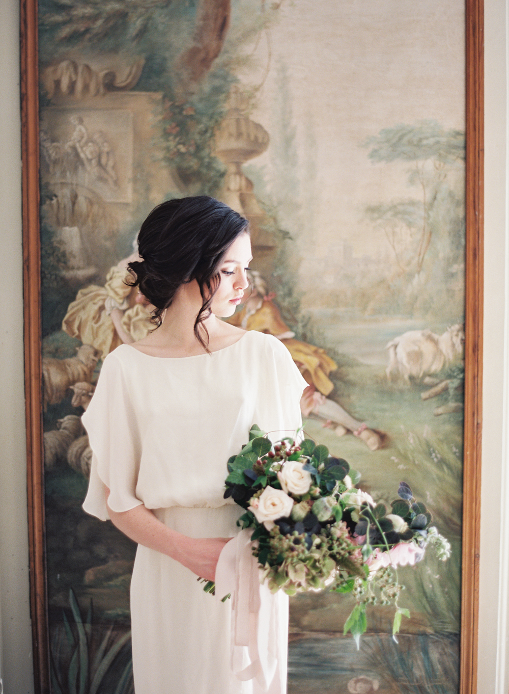 Vicki Grafton Photography Paris Fracne Chateau wedding  Film Wedding photographer -12.jpg