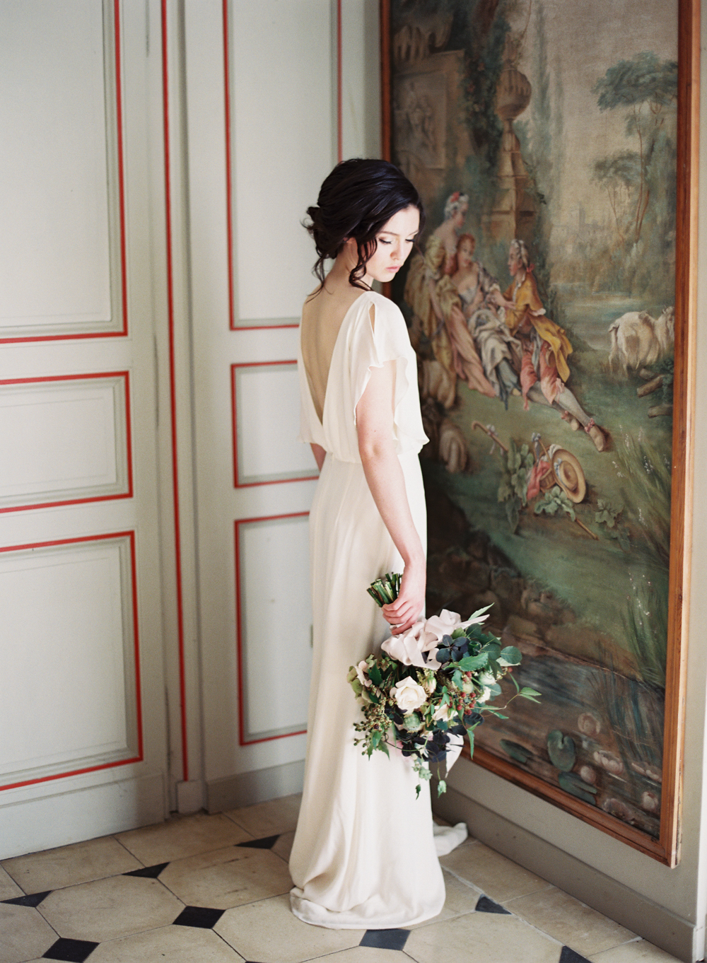 Vicki Grafton Photography Paris Fracne Chateau wedding  Film Wedding photographer -2.jpg