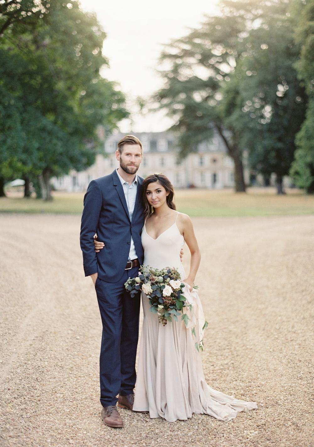Vicki Grafton Photography Paris France Chateau wedding  Film Wedding photographer -9.jpg