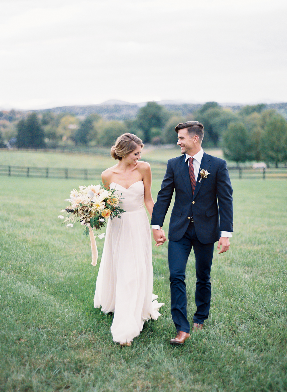 Vicki Grafton Photography | Top Middleburg Virginia Wedding Photographer | Charlottesville Virginia Fine Art Film Photographer