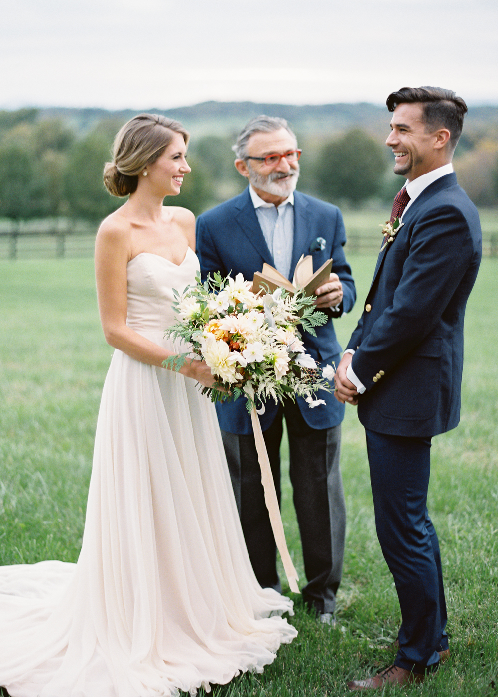 Vicki Grafton Photography | Middleburg Fine Art Film Wedding Photographer  | Fine Art Film Charlottesville Virginia Wedding Photographer