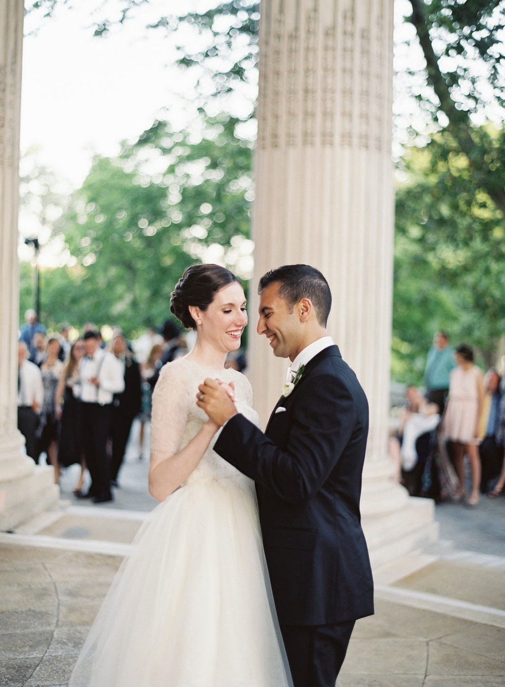 DAR Wedding | DC Fine Art Film Wedding Photographer