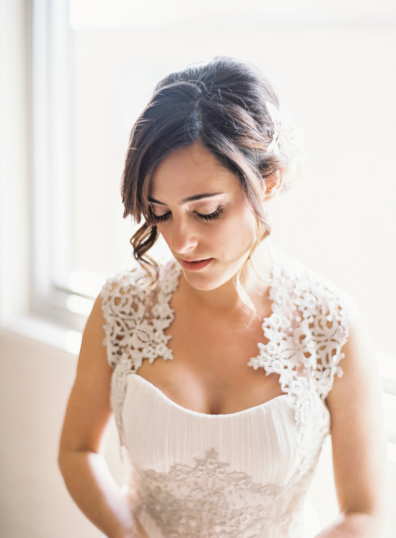 DC Fine Art Film Wedding Photographer | DC Heurich House Wedding