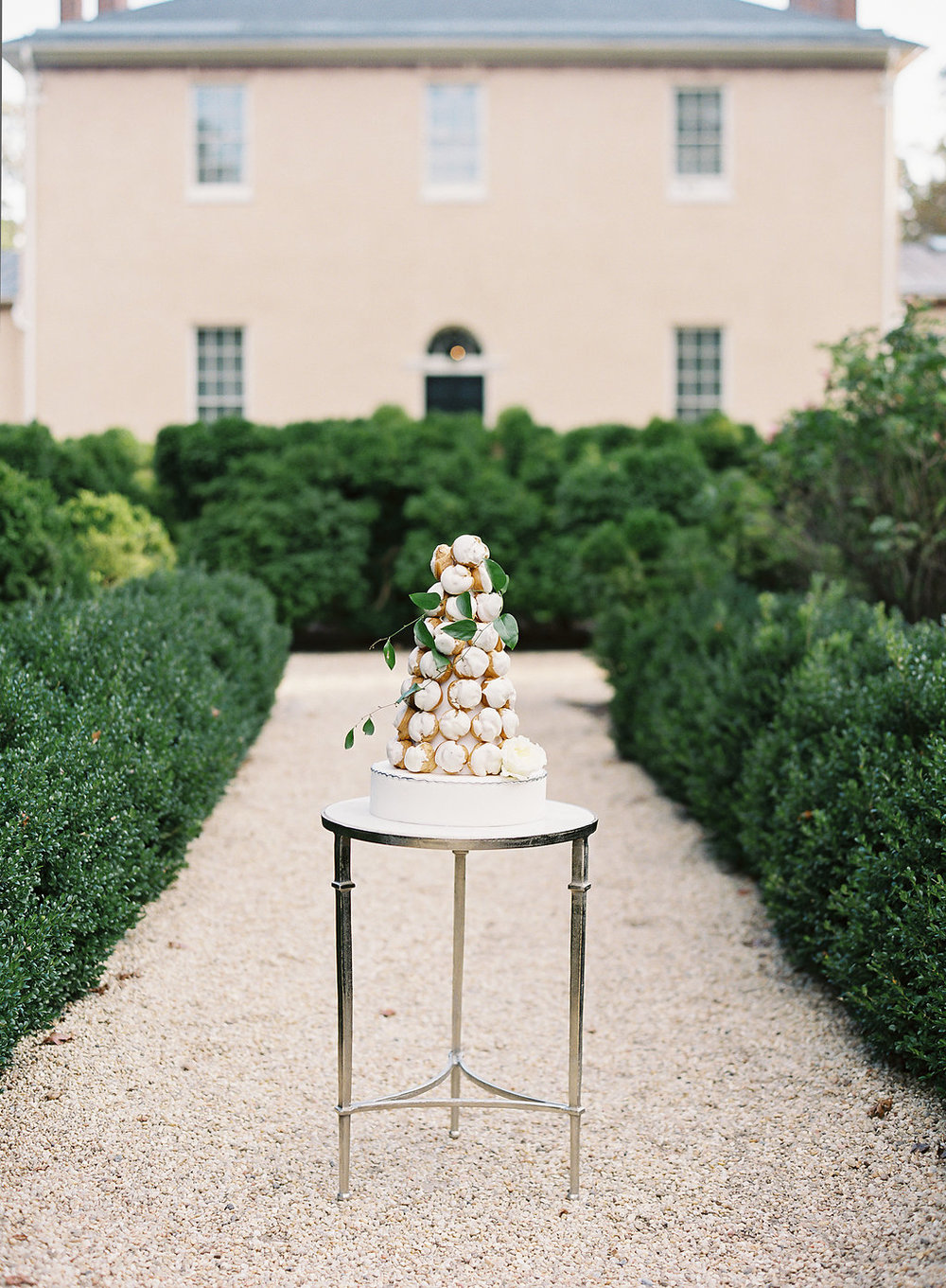 Fine art film photographer photography wedding engagement washington DC georgetown virginia modern bride destination inspiration tuscan inspired minimal classic timeless california ny croquembouche