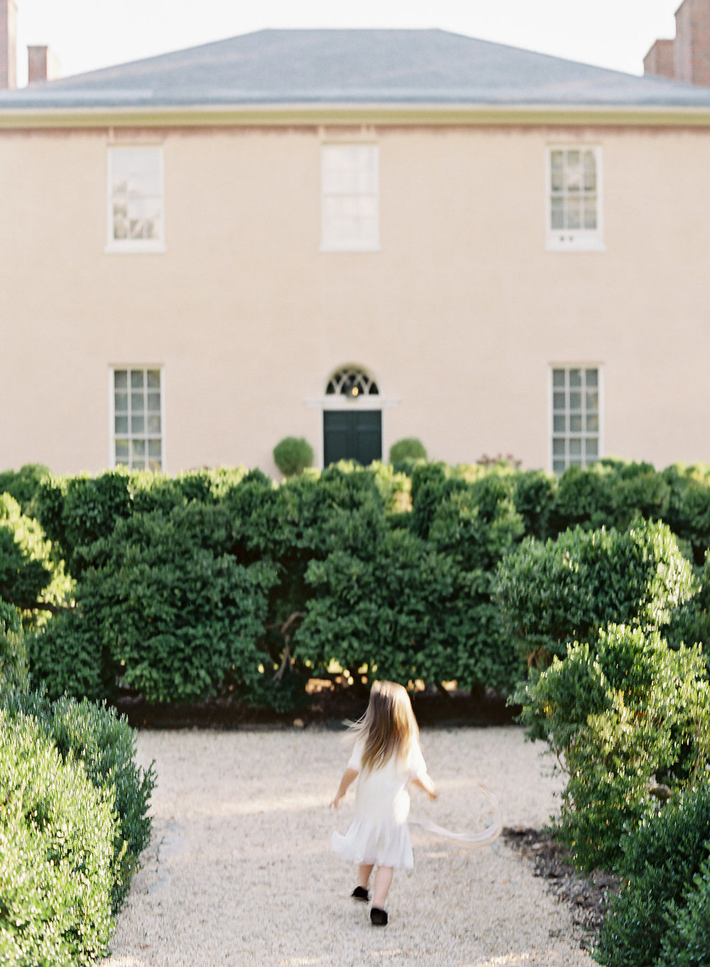 Fine art film photographer photography wedding engagement washington DC georgetown virginia modern bride destination inspiration tuscan inspired minimal classic timeless california ny girl running