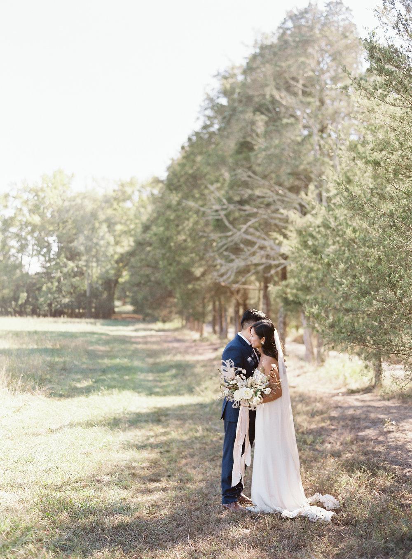 Tuckahoe Plantation Virginia Wedding Featured Martha Stewart