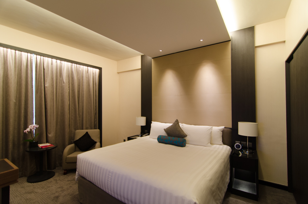 Pan Pacific Orchard - Executive Room