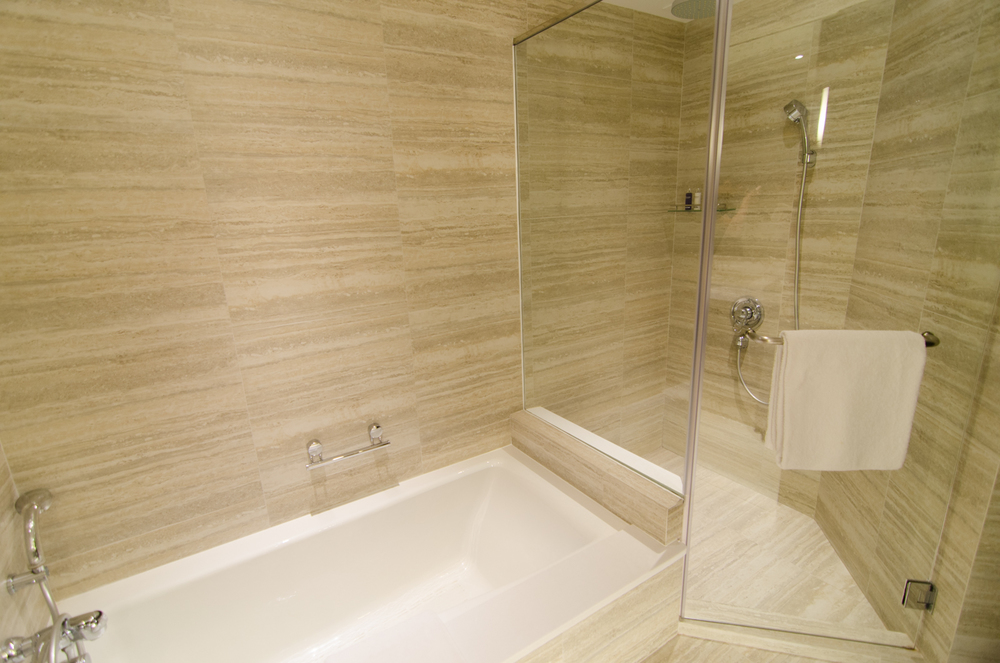 Pan Pacific Orchard - Executive Room (Bathroom)