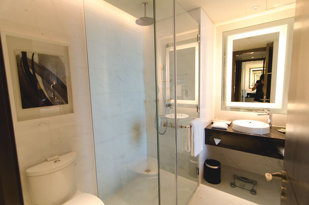 3 Piece Bathroom Suite >> Hotel Review: Carlton City Hotel Singapore — The Shutterwhale