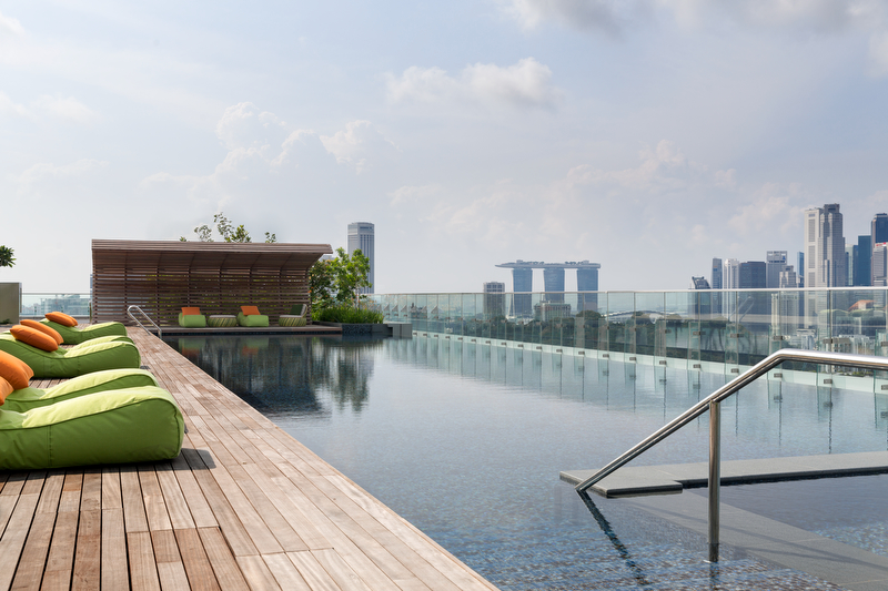 Hotel Jen Orchardgateway By Shangri La Opens The