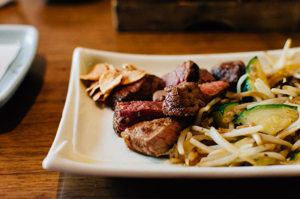 Teppanyaki Beef (Medium Rare)