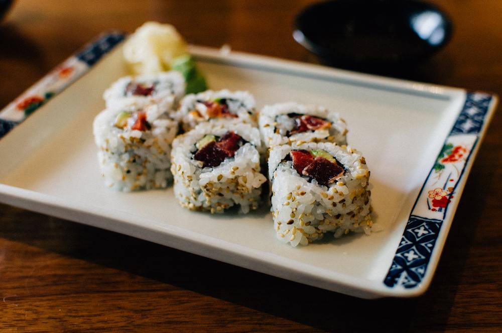 Shokuji  Spicy Tuna Roll