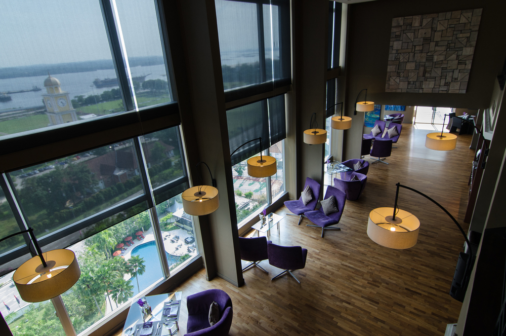 Thistle Johor Bahru - Premium Suite Lounge