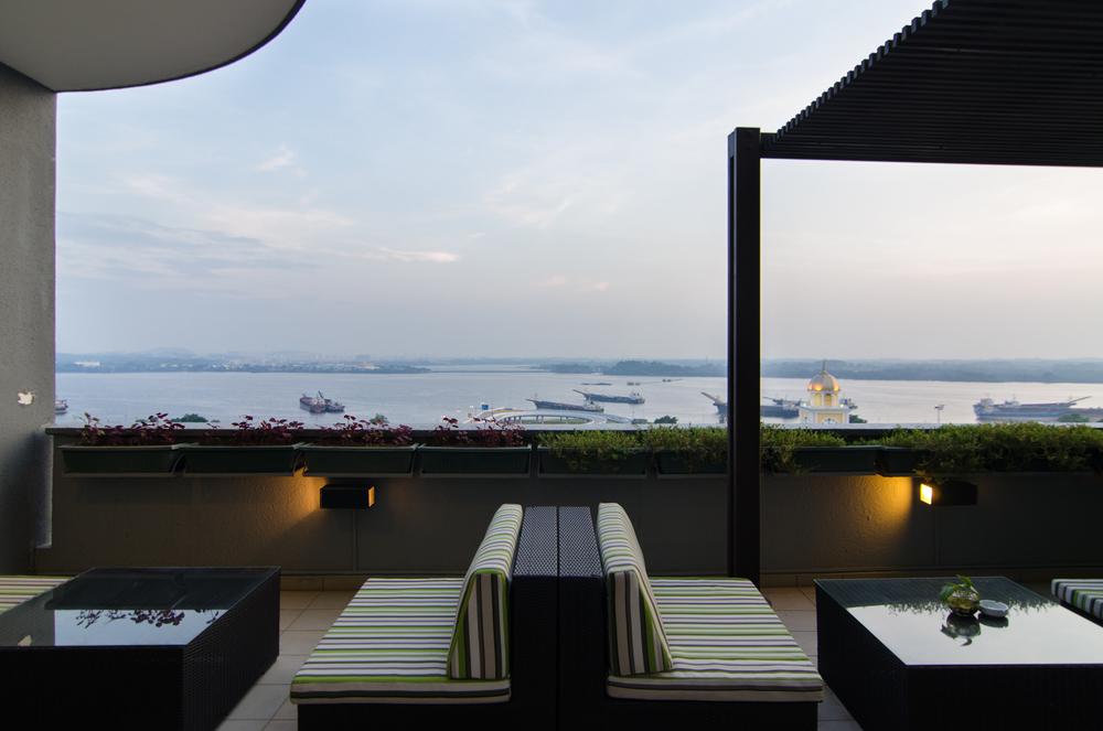 Thistle Johor Bahru Lounge