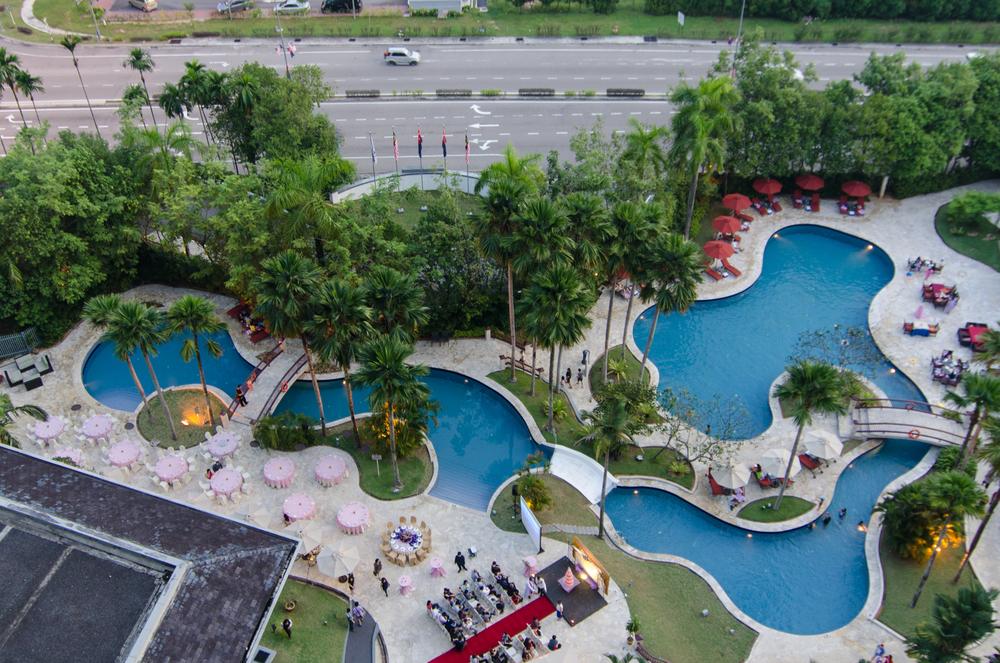Thistle Johor Bahru Pool
