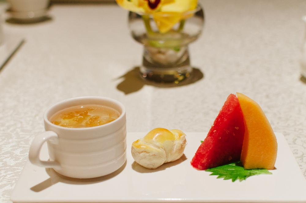 秋菊甜点 Chef's Signature Dessert