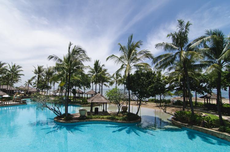 Popular Getaway Destination - Conrad Bali in Nusa Dua, Bali