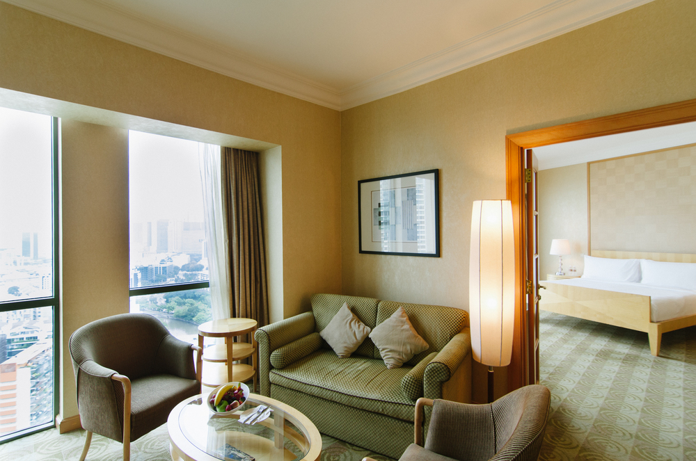 Grand Copthorne Waterfront Singapore - Waterfront Suite