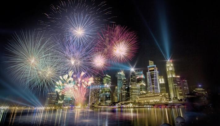 Hilton Singapore Year End