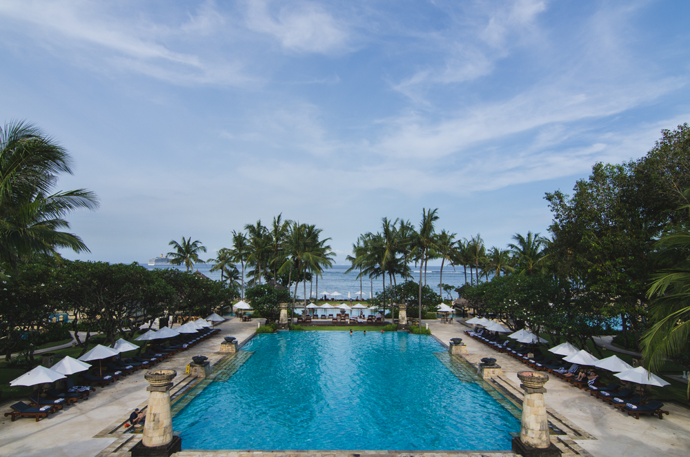 Carte Bali Avec Aeroport.Hotel Review Conrad Bali Suites The Shutterwhale