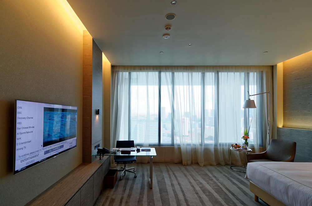 Hotel Review One Farrer Hotel Amp Spa Skyline Studio