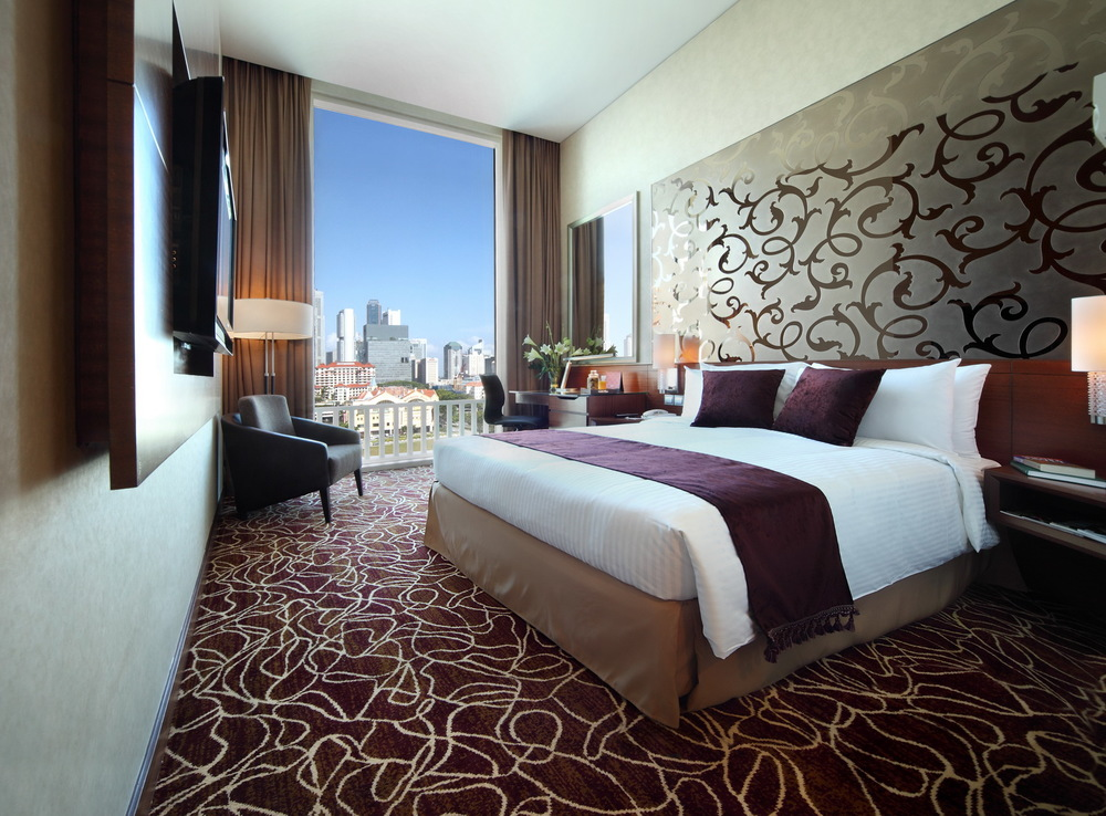 Photo Credits: Park Hotel Clarke Quay