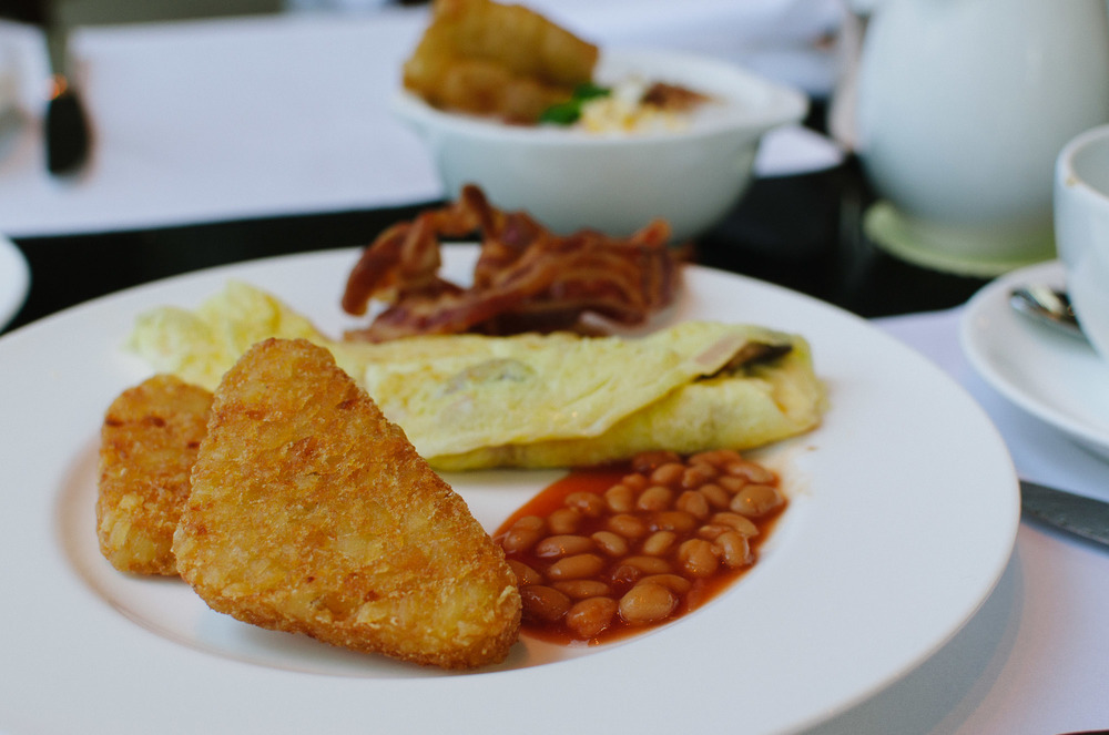 Hash Browns Here Were Fried To Perfection