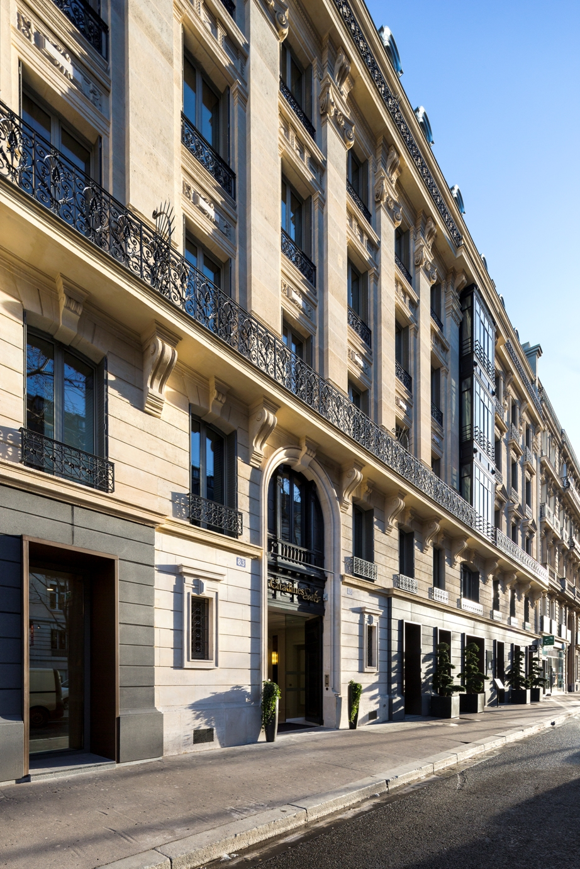 Citadines Suites Arc de Triomphe Paris_facade.jpg